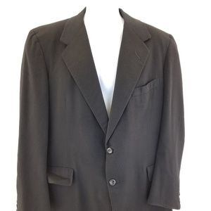 Oxxford Clothes Cashmere Mens 2 Button Sport 42S